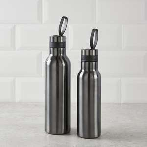 Stainless Steel Water Bottle instore at Morrisons for £5