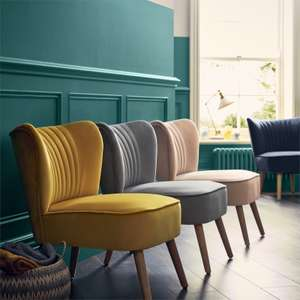 Occasional Chairs for £60 at Homebase
