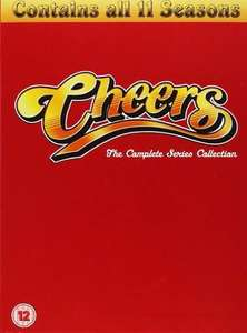 Cheers - The Complete Seasons [1982] DVD Boxset - at Zoom (with 10% first order discount)