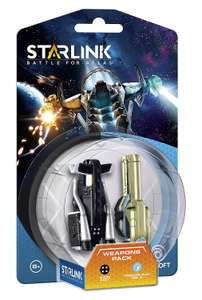 Starlink Battle For Atlas Weapons Pack Iron Fist + Freeze Ray now £1.99 (Prime) + £2.99 (non Prime) at Amazon