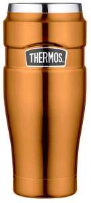 Thermos king travel mug copper 470ml now £4.50 Tesco instore