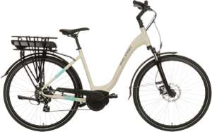 10% off new range Raleigh Electric Bikes at Halfords - Raleigh Felix Step-through Electric Hybrid Bike £1619 (web exclusive price)