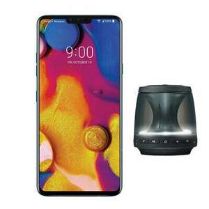LG V40 ThinQ 128GB Smartphone + Free Special Offer Includes LG PH1 Bluetooth Speaker £395.99 @ Laptop Outlet Ebay