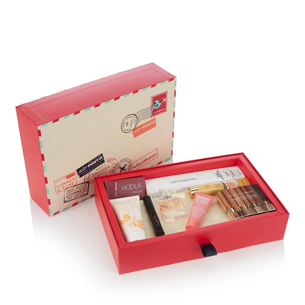 Debenhams Summer Essentials Beauty Box Half Price £17.50 with any other beauty purchase @ Debenhams