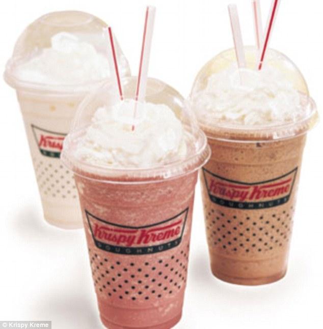 Milkshakes BOGOF (Monday's only) @ Krispy Kreme