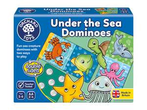 Selection of Orchard Toy kids games now £3.99 Lidl instore