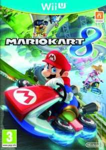 Mario Kart 8 (Wii U) (preowned) £7.89 delivered @ Musicmagpie