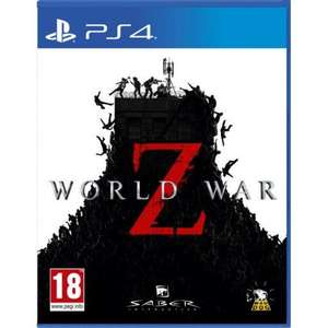 World War Z PS4/Xbox One £20.95 delivered @ The Game Collection