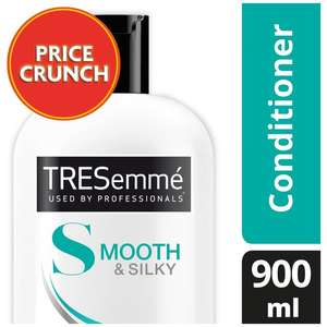 Tresemme Silky Smooth Conditioner 900ml now £2.50 at Morrisons