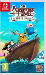 Adventure Time: Pirates of the Enchiridion Nintendo Switch £19.85 at ShopTo