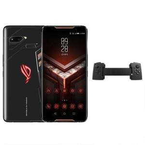 Asus ROG Gaming Phone 4G Phablet International Version - Black + Free Controller £489.11/£499 Without Email Sign Up @ Gearbest