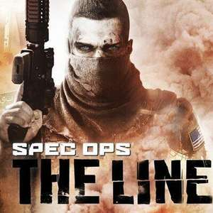 Spec Ops: The Line (Steam PC) for 29p w/code @ Gamivo
