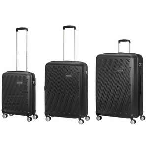 American Tourister Hypercube Suitcase Nest of 3 - 2 Colours available now £99.99 delivered @ Ryman