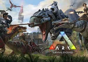 ARK: Survival Evolved (Steam PC) £4.51 w/code @ Gamivo