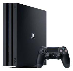 Sony PlayStation PS4 Pro 1TB 4K Console - Black - Refurbished £216.99 at eBay Argos