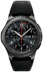 Refurb(1 year warranty)Samsung Gear S3 Frontier Smart Watch  - £94.99 at Argos eBay