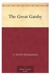 The Great Gatsby Free at Amazon Kindle