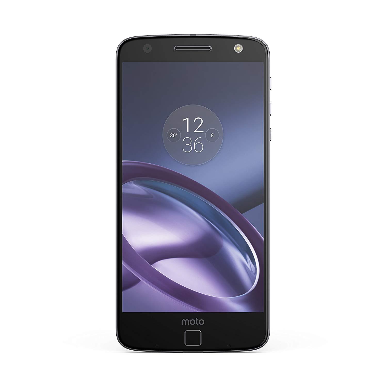 "Lenovo Moto Z UK SIM-Free Black/Silver 5.5"", Snapdragon 820, 13MP, 4/32GB, 2600mAh £80.65 Acceptable/£94.63 Good/£100 VG @ Amazon Warehouse"