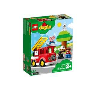 Duplo Town fire truck with lights and sound £3.99 Instore @ Sainsbury's Hempstead Valley