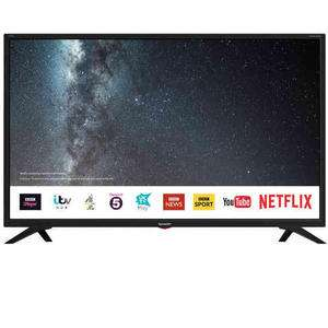 "Sharp 32"" LED HD Ready Smart TV LC 32HI23322K £129 @ Lidl UK"