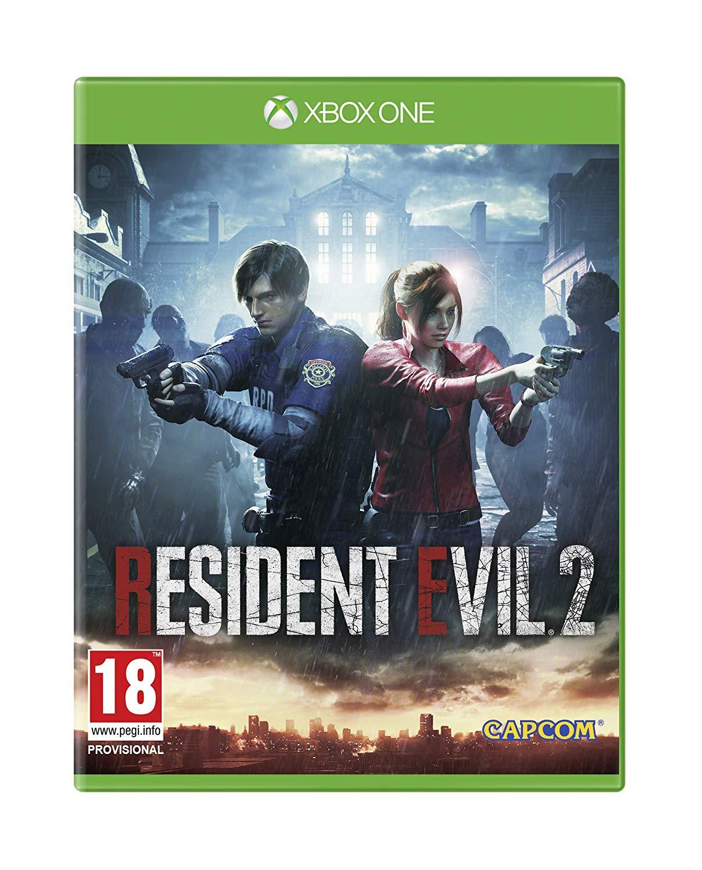 Resident Evil 2 Remastered Xbox One / PS4  £21.99 @ Argos