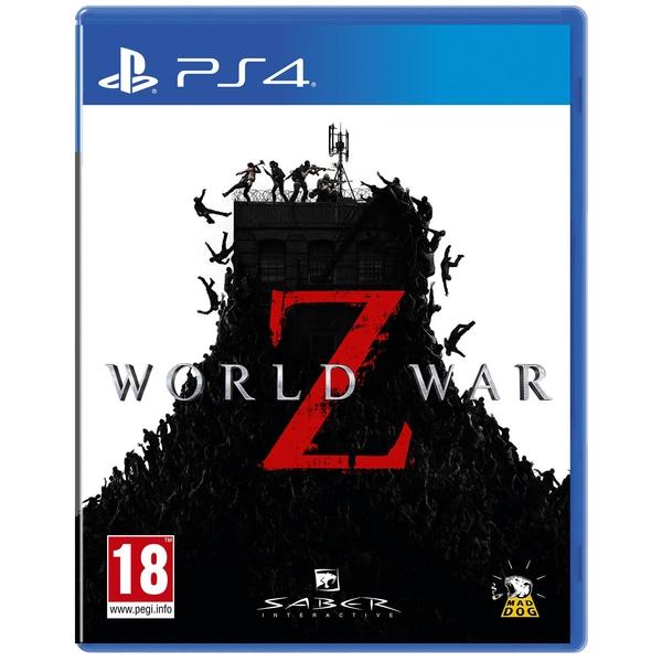 World War Z PS4 / Xbox One £19.99 @ Smyths