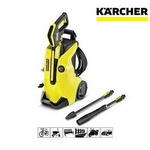 Karcher K4 Full Control Pressure Washer 1800W 130 Bar Missing Detergent £125.09 Delivered @ Prime Retailing / Ebay