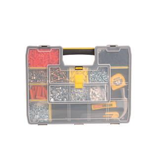 2x Stanley Organiser Box - BOGOF -  £9.99 Screwfix
