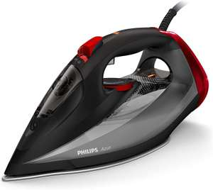 Amazon Deal of the Day - Philips Azur Steam Iron with 250g Steam Boost, 2600W and SteamGlide Soleplate - GC4567/ 86 (B07FKJ8589) £54.99