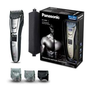 Panasonic ER-GB80 Beard, Hair and Body Trimmer now £34.99 delivered at Amazon