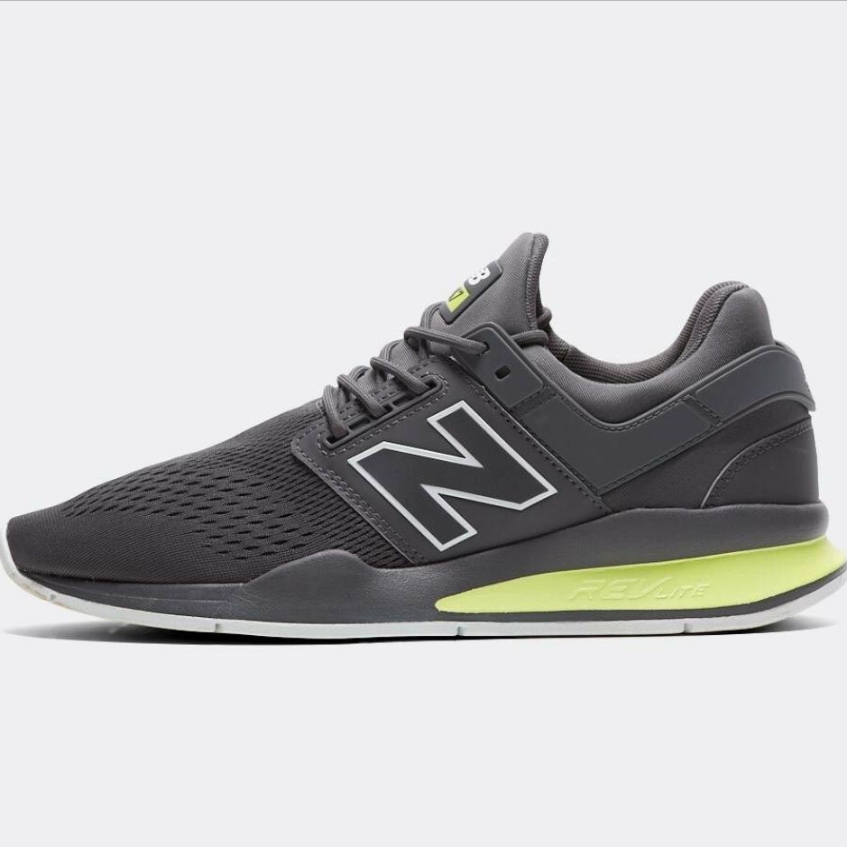 Mens New Balance 247 V2 Grey/Neon/White Trainers Size 6 / Mens New Balance X90 Trainers Size 6 & 9 £27.99 delivered w/code @ footasylum_ebay