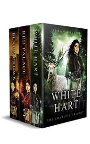 The White Hart Trilogy (YA/Fantasy) by Sarah Dalton FREE on Kindle @ Amazon