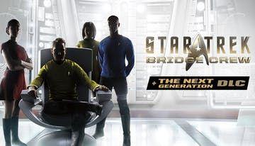 [Steam] Star Trek: Bridge Crew & The Next Generation DLC PC - £13.79 @ Humble Bundle