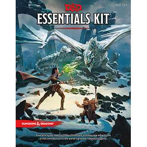 Dungeons and Dragons Essentials Kit Preorder £19.27 at Amazon Prime / £23.76 Non Prime