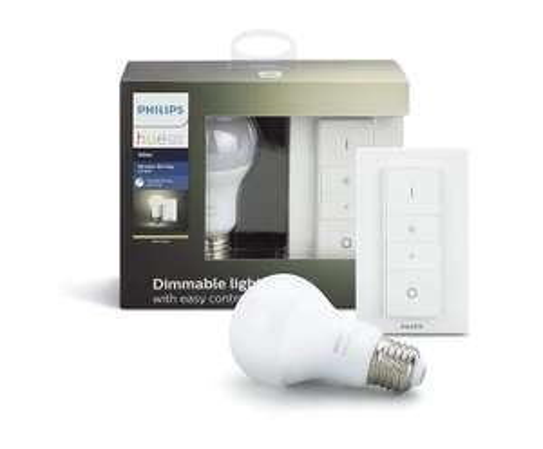 Philips Hue Smart Wireless Dimming Kit, E27 Bulb £17.99 at Amazon Prime / £22.48 Non Prime
