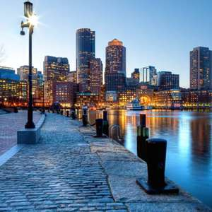 Virgin Atlantic London to Boston Direct Return Flights - Oct, Nov, Dec, Jan, Feb £253 via Flight Scout