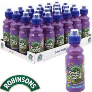 24 x 200ml Blackcurrant Fruit Shoot £3.99 at Home Bargains