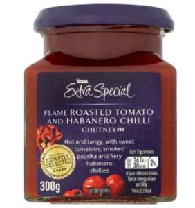 ASDA Extra Special Flame Roasted Tomato and Habanero Chilli Chutney 300g - 30p instore only @ Asda Redditch