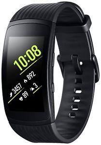 Refurb (1 year warranty) Samsung Gear Fit 2 Pro 1.5 Inch 4GB Smart Watch - Black Argos/eBay £64.99
