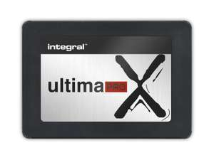 Gen 2! Integral 240GB UltimaPro X SATA III 2.5'' SSD 3D NAND READ 550MB/s WRITE 540MB/s £41 Delivered! Deals @ EBuyer