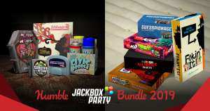 [Steam] Humble Jackbox Party 2019 Bundle - From 83p - Humble Store