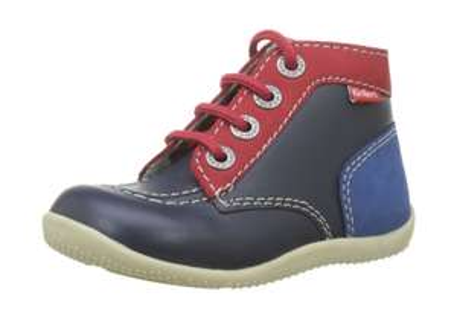 Kickers Unisex Babies' Bonbon Boots @ Amazon Size 2 Only £11.97 Prime / £16.46 Non Prime
