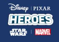 Free Disney Heroes trading cards on £10 Spend @ Sainsbury's from 21st August