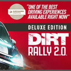 Buy DiRT Rally 2.0 Deluxe Edition £32.49 Steam Store
