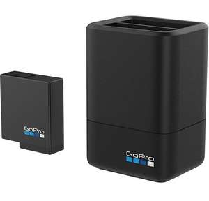GoPro Dual Battery Charger and Battery £35.99 at Jessops with promocode