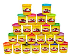 Play-Doh tubs, Pack of 24 - £10.50 @ Amazon Prime / £14.99 Non Prime