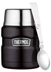 Thermos Stainless King Food Flask, Matte Black, 470 ml £10 in-store at Sainsbury's