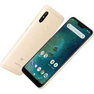 Xiaomi Mi A2 Lite 64GB Gold Only £110.27 /£120.70 Delivered 32GB For £105.15 @ UK Computers
