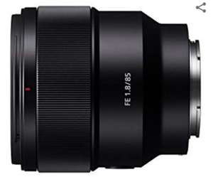 SONY SEL85F18 E Mount 85mm 1.8 Prime Lens reduced to £519.99 (+ additional £50 cashback from Sony)  Amazon