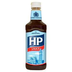HP Sauce 600ml cheaper than 450ml £2 at Morrisons instore